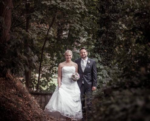 Ganztages Fotoreportage einer Hochzeit in Achim