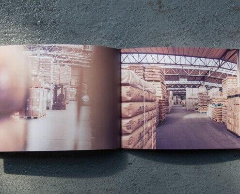 Konzeption und Fotografie von Foto-Bildband